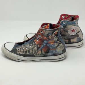 Converse CT All Star Superman High Top Sneakers